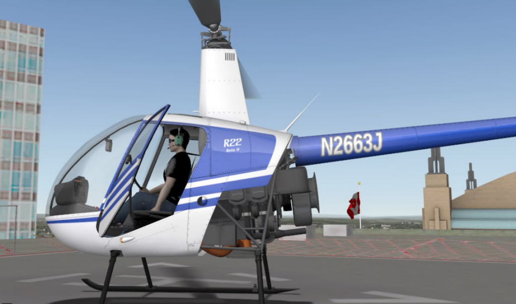 Self-built Helicopter Sim: what are the hardware options