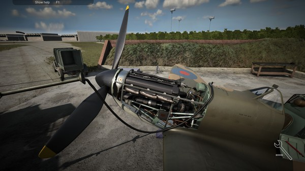 Plane Mechanic Simulator screenshot